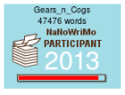 Final wordcount. *cue second sad trombone*