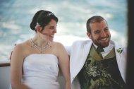 Wedding day! (July 2010)